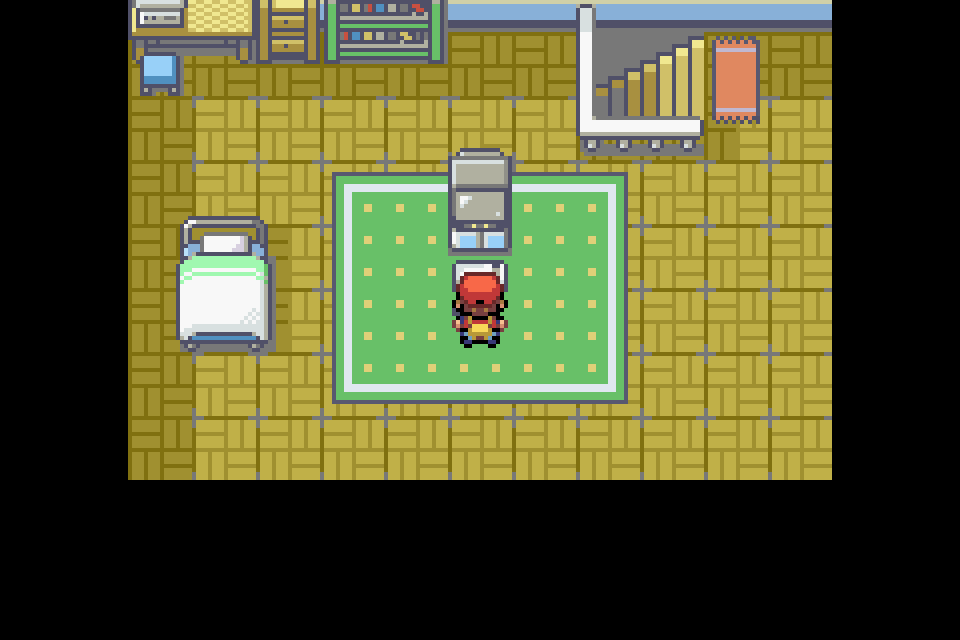 Pokemon N S Room