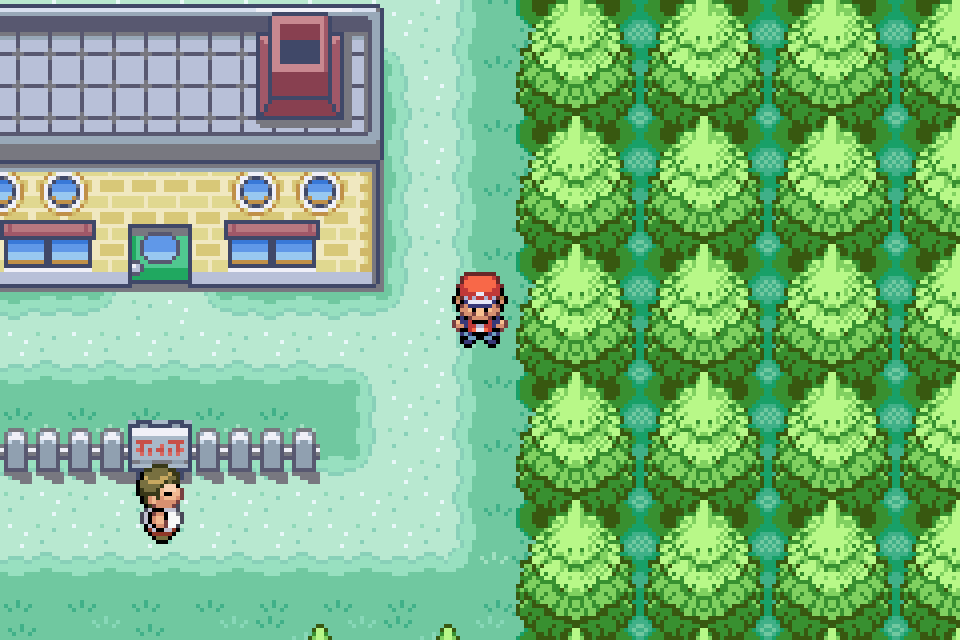 Pokemon Fire Red Screenshots  GameFabrique