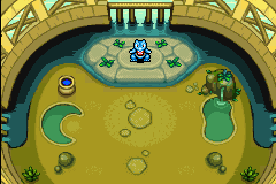 Pokemon Mystery Dungeon Red Rescue Team Download Game