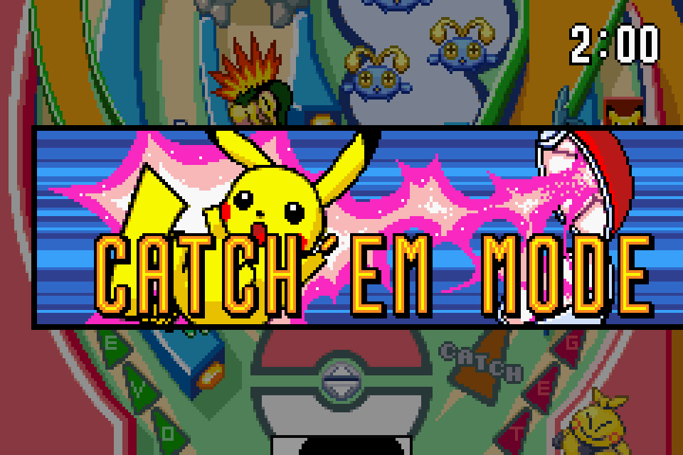 Pokemon Pinball: Ruby and Sapphire Screenshots GameFabrique
