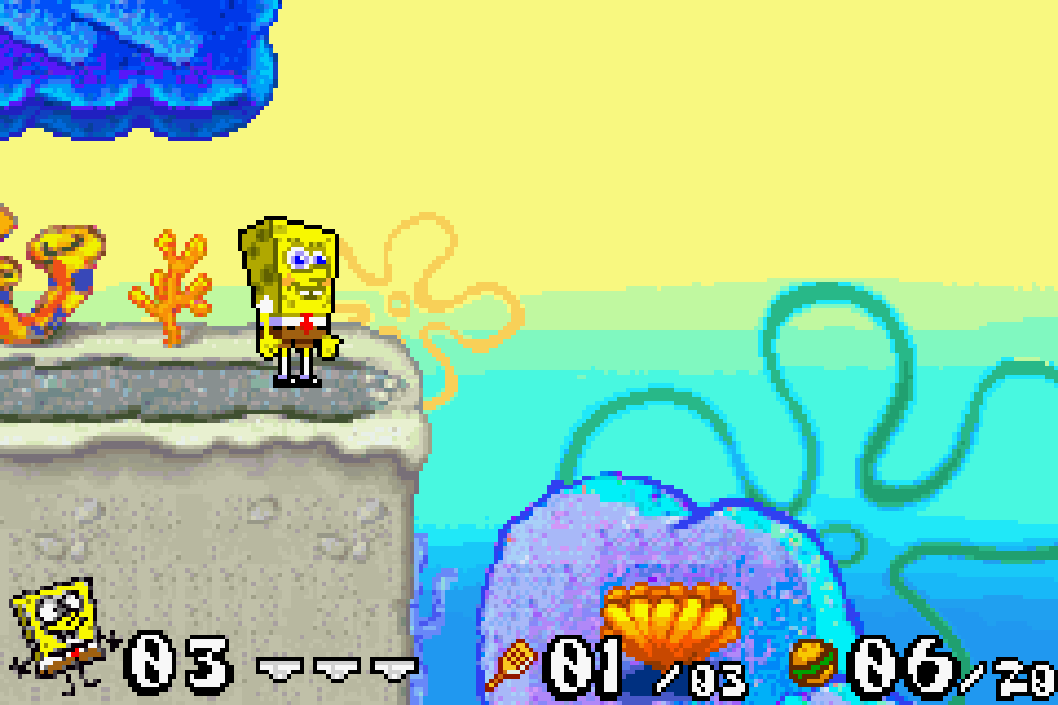 Spongebob squarepants battle of the bikini