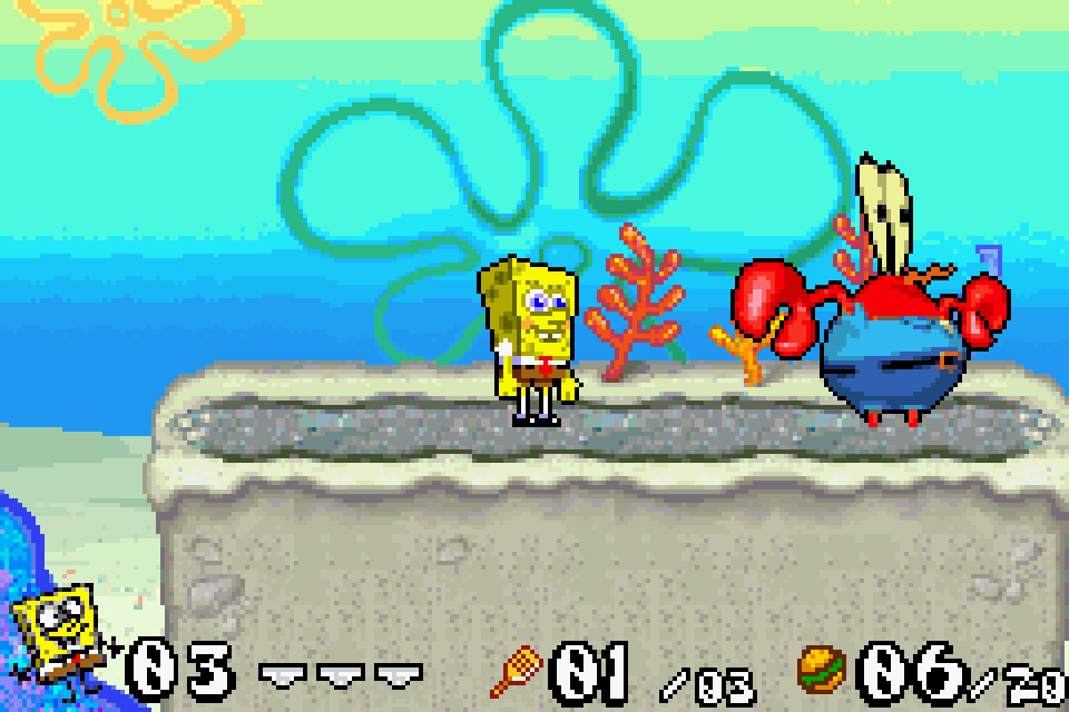 Spongebob code cheat battle bottom bikini