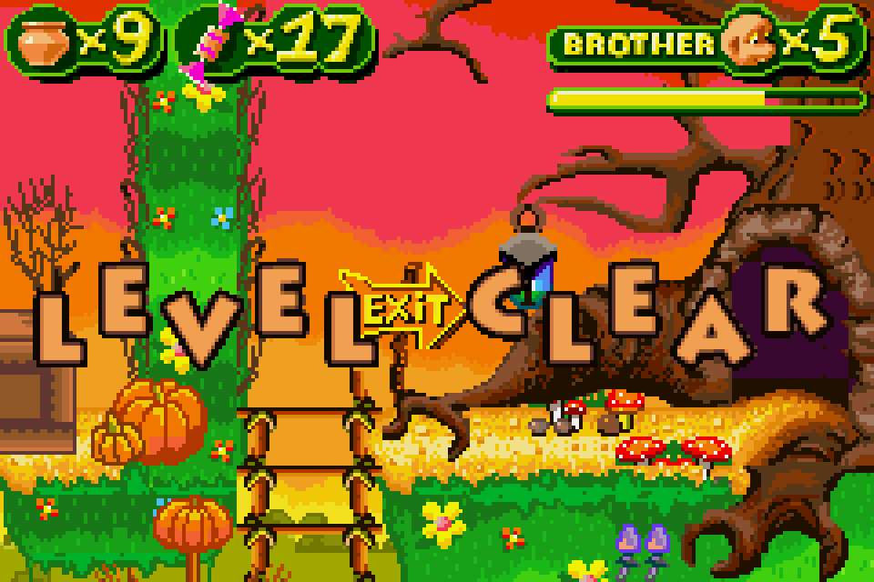 The berenstain bears and the spooky old tree screenshots gamefabrique