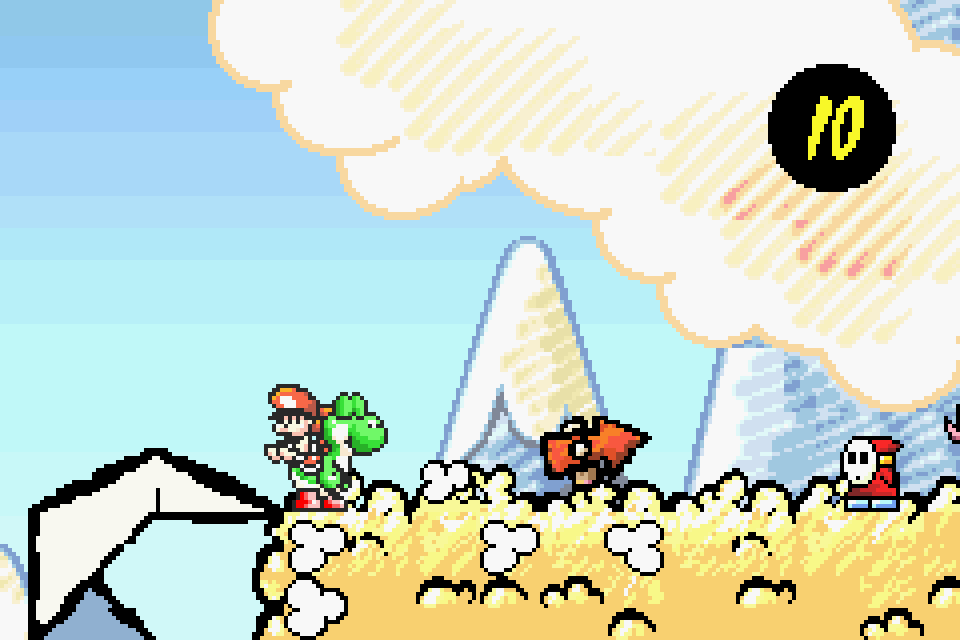 Super Mario Advance 3 Screenshots Gamefabrique