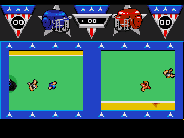 american gladiators video game