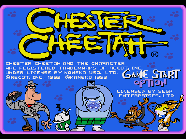 Play Chester Cheetah: Too Cool To Fool on SNES - Emulator ...