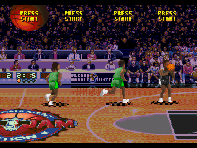 Nba Jam Tournament Edition 32x Screenshots Gamefabrique