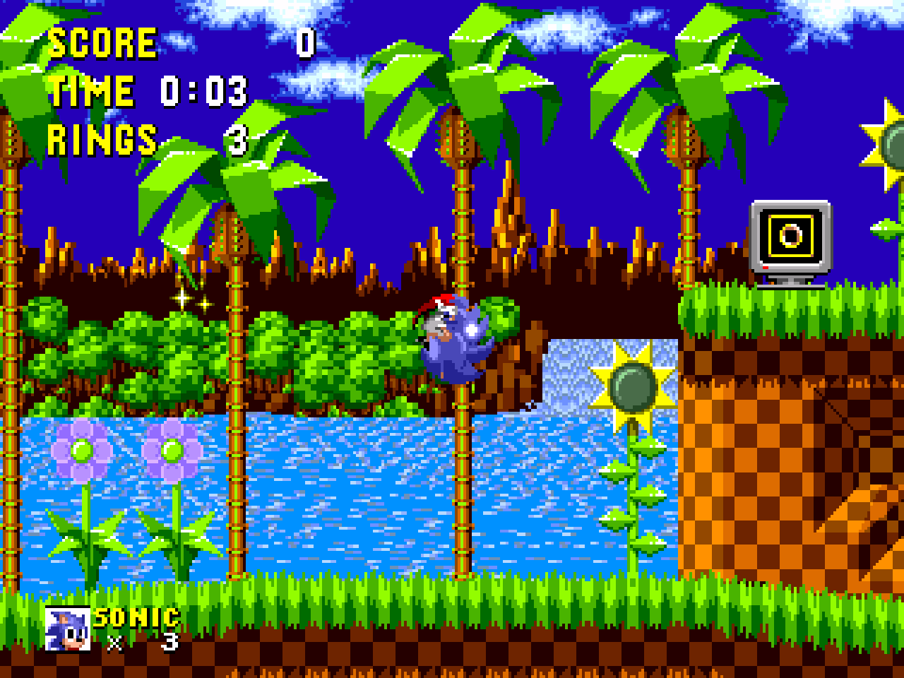 Sonic The Hedgehog Download Game Gamefabrique