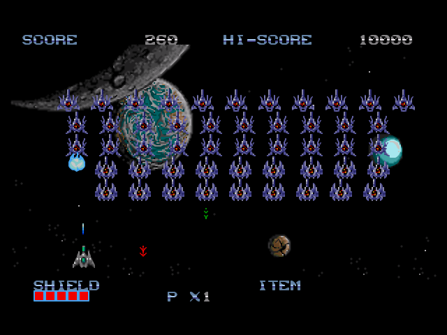 Space invaders 91 download game gamefabrique for Space invaders