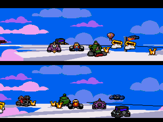 Wacky Races Game Download  GameFabrique