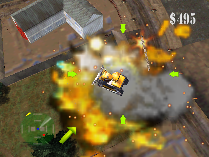 Blast Corps Game Download for PC | GameFabrique