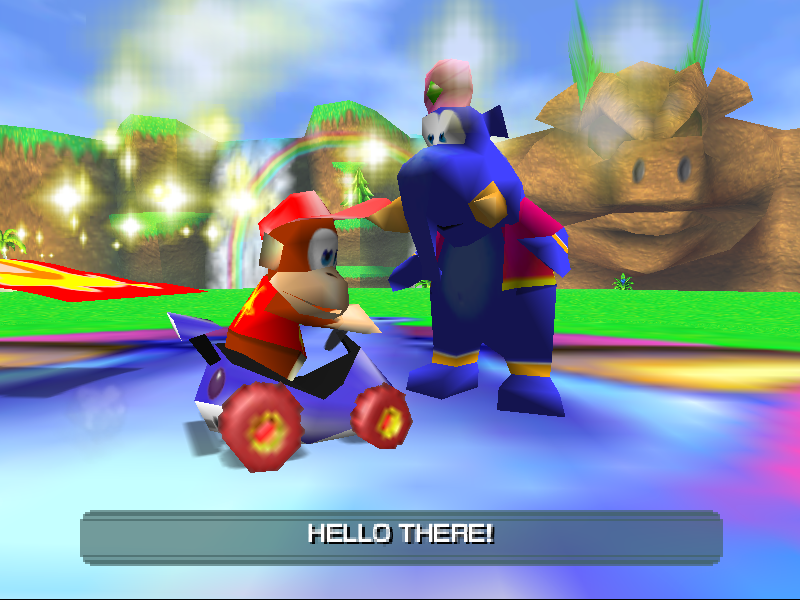 Diddy Kong Racing Download Game Gamefabrique