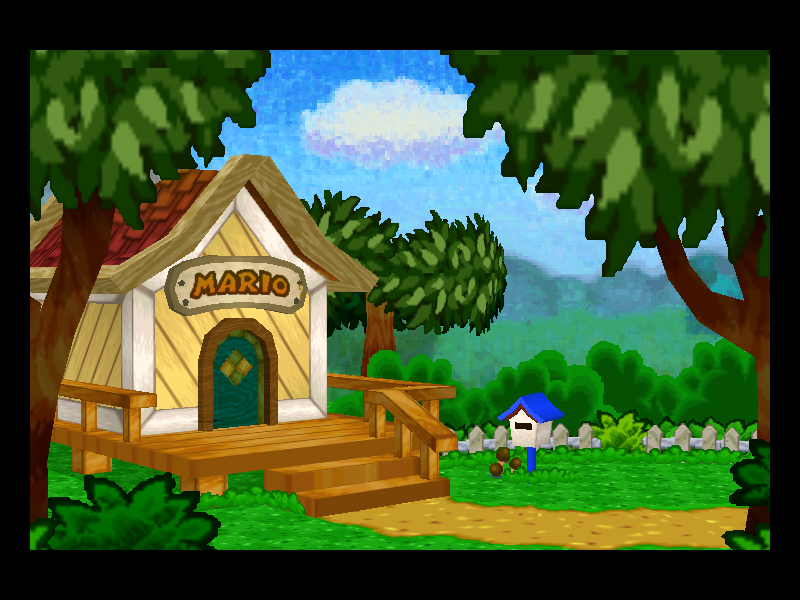 Paper Mario Download Game Gamefabrique