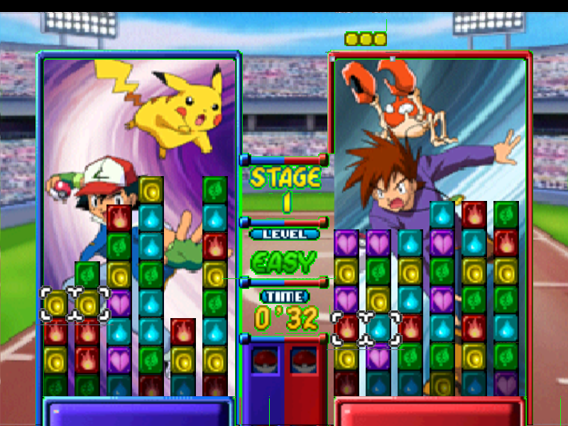 pokemon puzzle league 05 Puzzle Game Windows 10