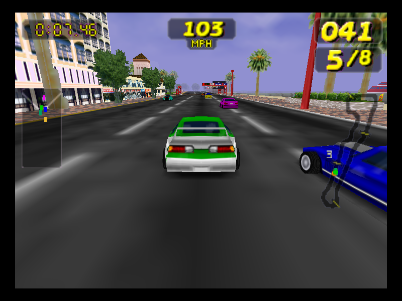 Rush 2 Extreme Racing Usa Download Game Gamefabrique