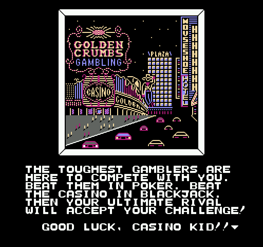 casino games nes
