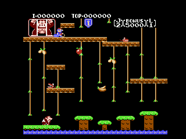 donkey kong classics download game gamefabrique. Black Bedroom Furniture Sets. Home Design Ideas