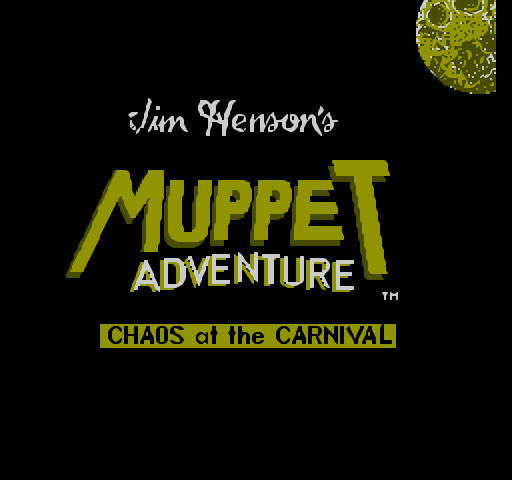 Muppet Adventure Chaos At The Carnival Download Game