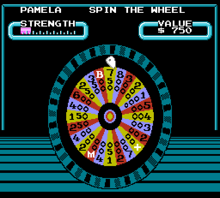 the wheel of fortune