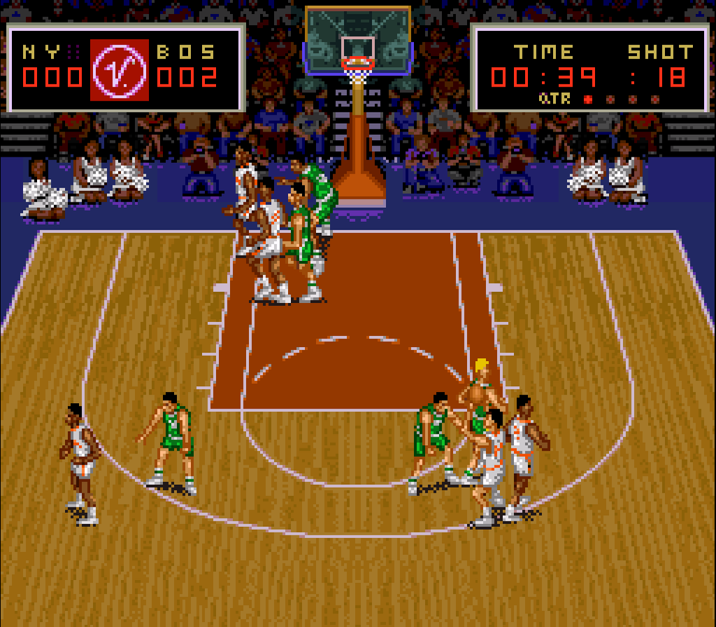 super slam dunk download game