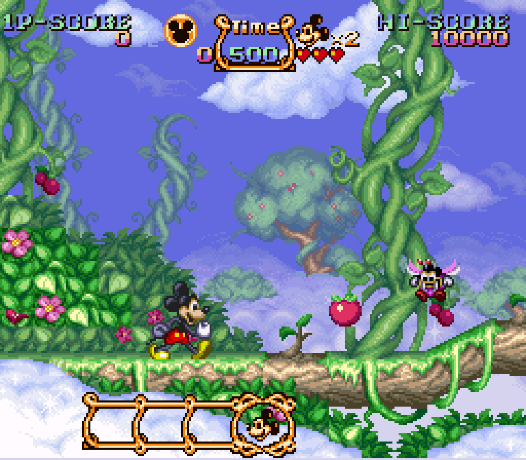 the magical quest starring mickey mouse download game