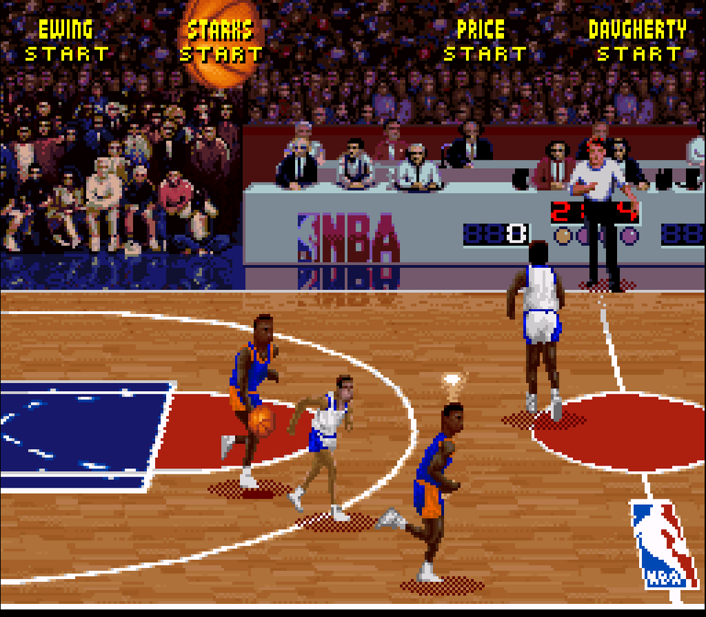 Nba Jam Screenshots Gamefabrique