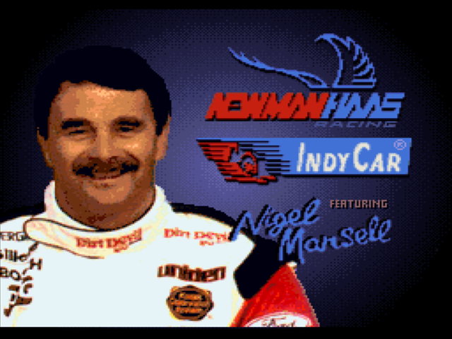 Newman Haas Indy Car Racing Screenshots Gamefabrique