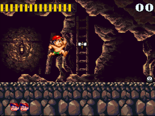 adventure island video game free  pc