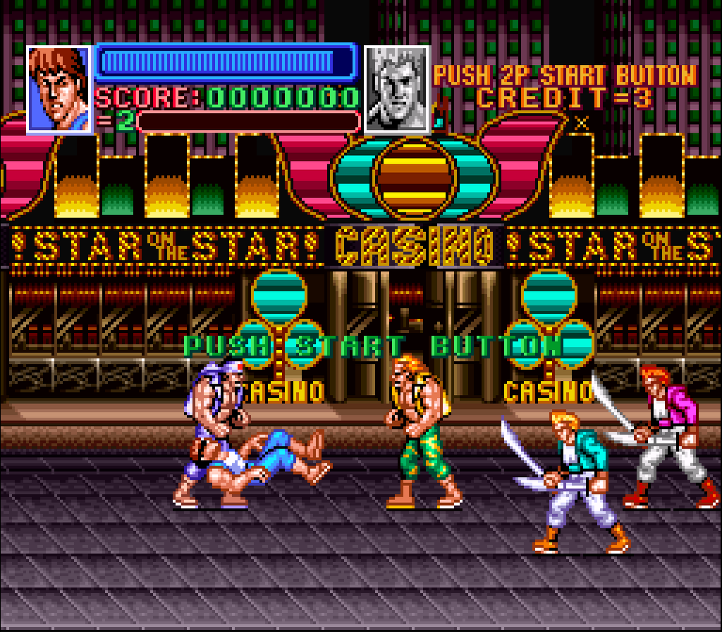 Free Double Dragon Game Download