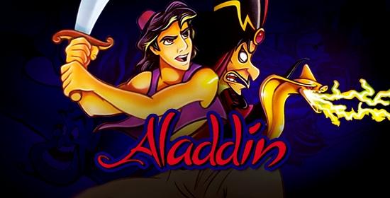 لعبة Aladdin The hot