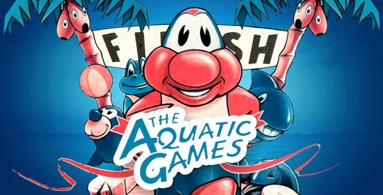 Aquatic Games Game