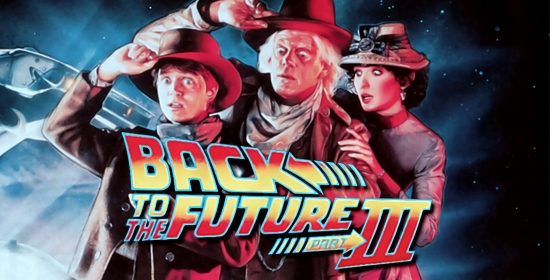 Back to the Future 3 Game