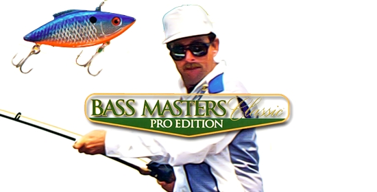 Bass Masters Classic Pro Edition Game