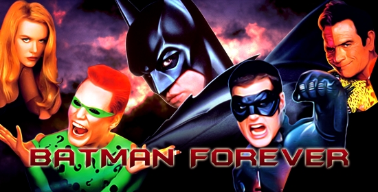 Batman Forever Game