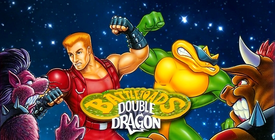 Battletoads & Double Dragon game