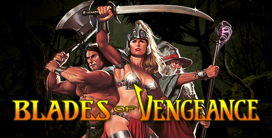 Blades of Vengeance Game