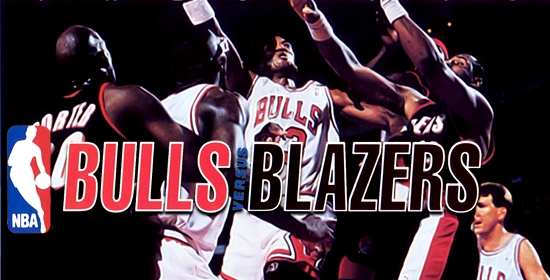 Bulls vs Blazers and the NBA Playoffs game