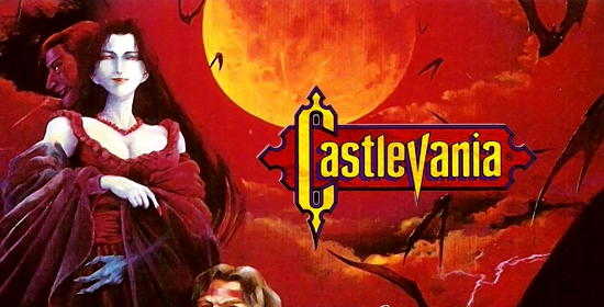 Castlevania - The New Generation game