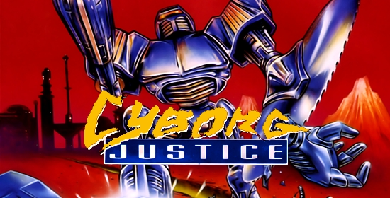 Cyborg Justice Game
