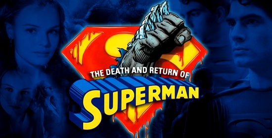 Death and Return of Superman Game