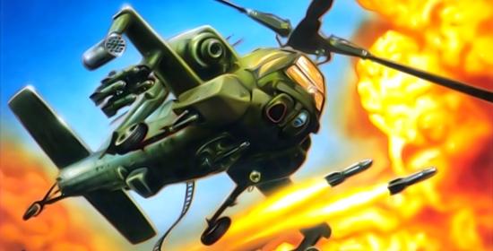 Desert Strike - Return to the Gulf Download Game | GameFabrique
