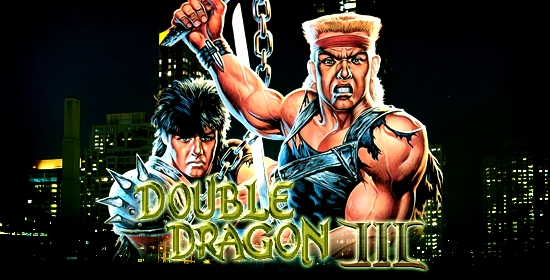 Double Dragon 3: The Rosetta Stone game