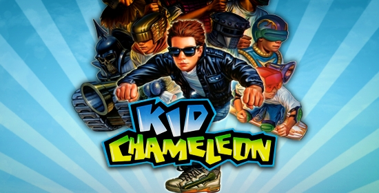 Kid Chameleon Game