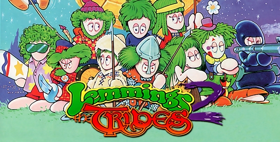 Lemmings 2 Game