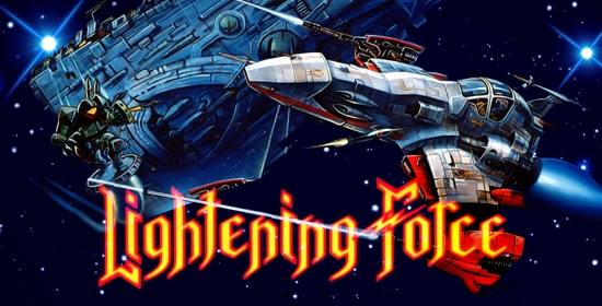 Lightening Force: Quest for the Darkstar Game