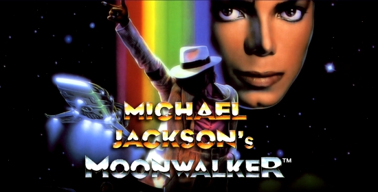 Michael Jackson's Moonwalker Game