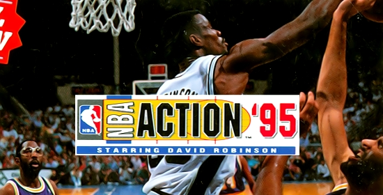 NBA Action 95 Game