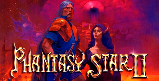 Phantasy Star 2 Game