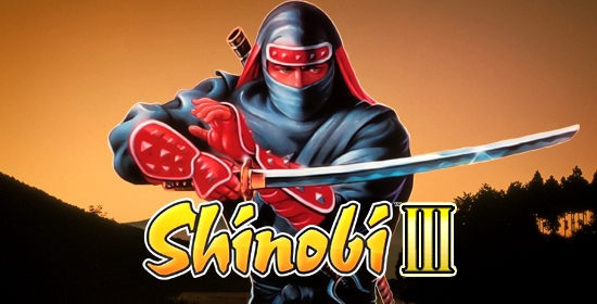 Shinobi 3 - Return of the Ninja Master game