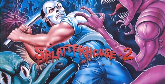 Splatter House 2 Game